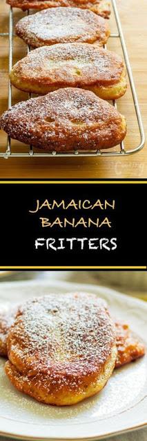 Jamaican Banana Fritters
