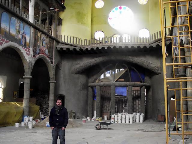 Una Catedral sin terminar