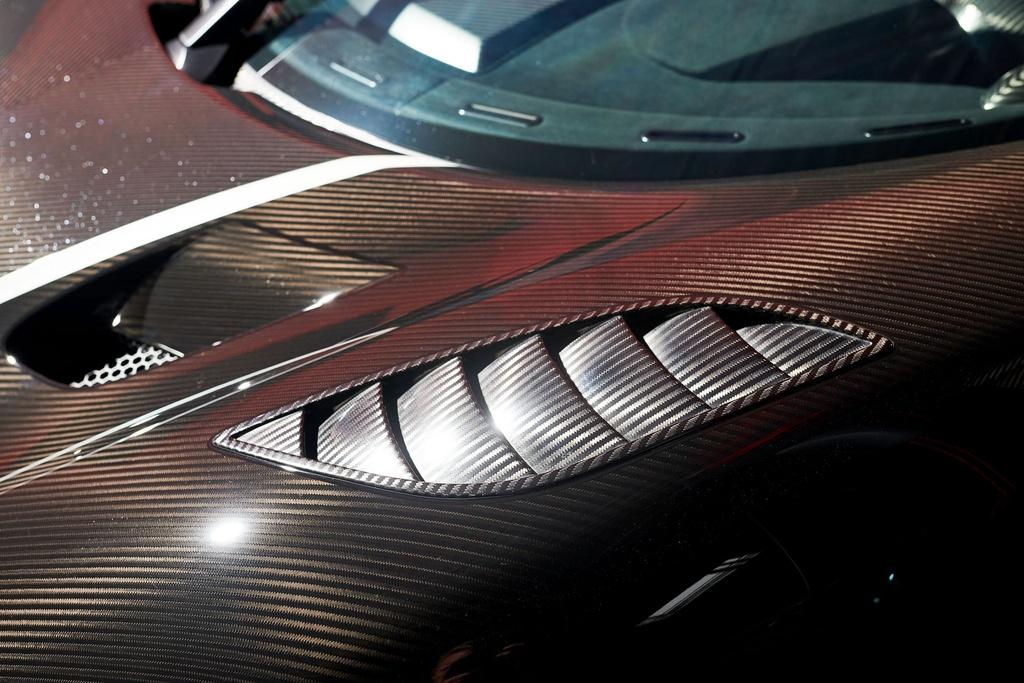 Koenigsegg Agera RS Draken - siêu xe phiên bản độc nhất được rao bán
