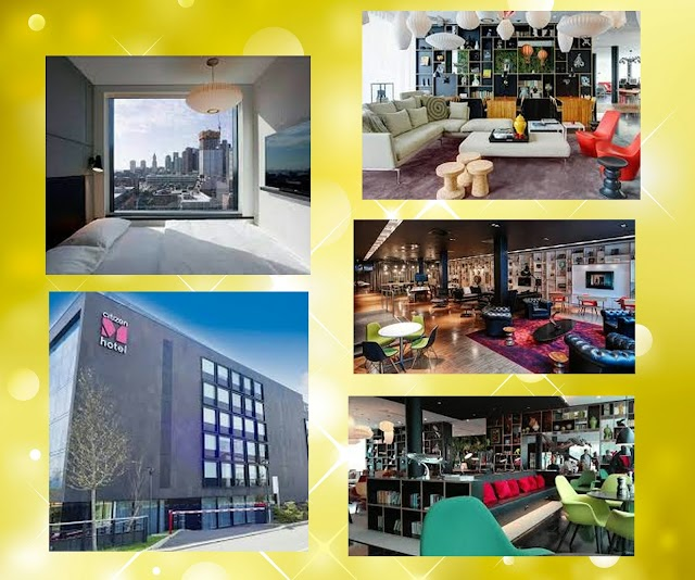 citizen m hotel Offer to book online at a cheap price
