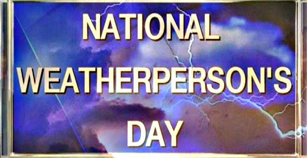 National Weatherperson's Day Wishes pics free download