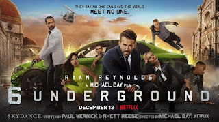 Nonton Film 6 Underground download movie