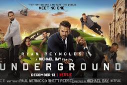 Nonton Film 6 Underground (2019) Cinema21 Sub Indo Gratis