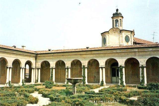 Mantova-Palazzo Ducale-architettura