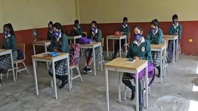 Cusco: 190 alumnos iniciaron clases semipresenciales en Antapalla