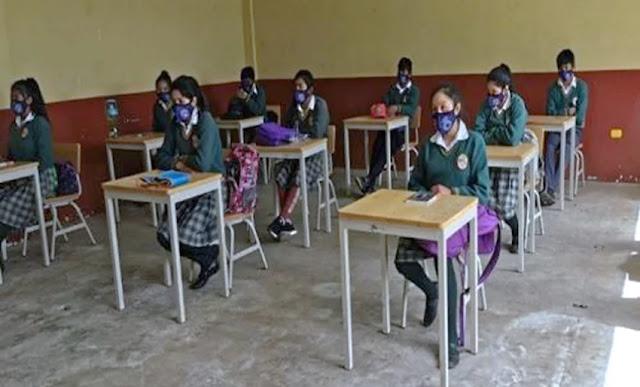 inicio de clases semipresenciales Minedu