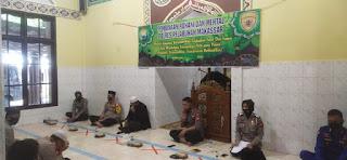 Bentuk Iman dan Karakter Personil, Polres Pelabuhan Makassar Rutin Gelar Binrohtal