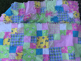 Imperfect Sewing from a Child