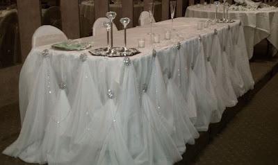 Awe Inspiring The King And Elegant Wedding Head Table Decoration Ideas Download Free Architecture Designs Licukmadebymaigaardcom