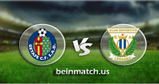 مشاهدة مباراة ليغانيس وخيتافي بث مباشر اليوم 17-01-2020 في  الدوري الاسباني