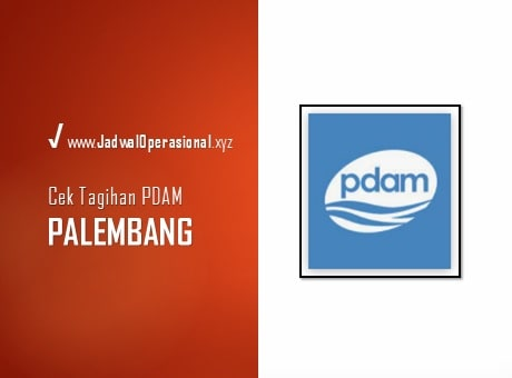 Cek Tagihan PDAM Palembang