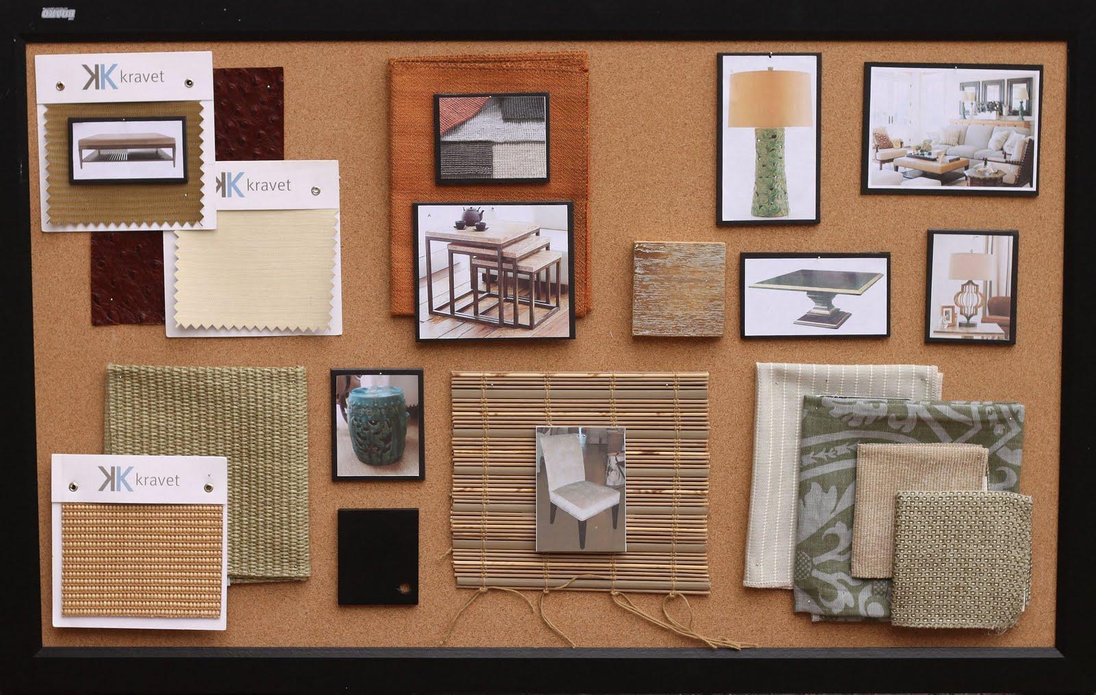 Stiles fischer interior design what i do presentation - Interior design sample board software ...