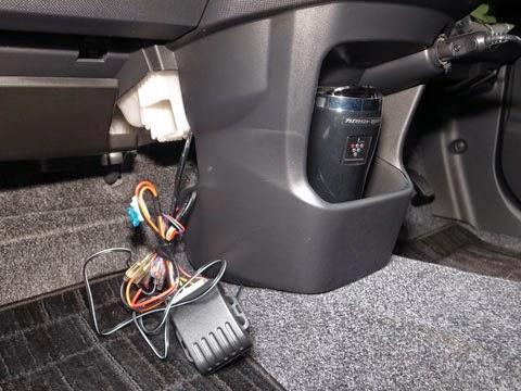 CEPプラズマクラスタータイマーキット+車載用プラズマクラスターSHARP IG-FC15-Bコレでタバコの悪臭を消せるかな