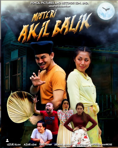 Misteri Akil Balik-Cerekarama
