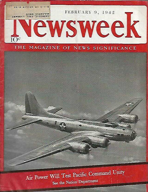 Newsweek on 9 February 1942, worldwartwo.filminspector.com