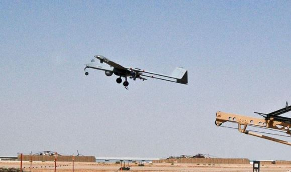 Army will get drone from Israel and America to compete with China