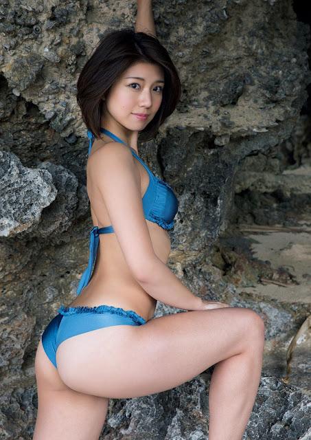 Fujiki Yuki 藤木由貴 Weekly Playboy No 19-20 2017 Pics