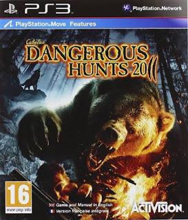 Cabela's Dangerous Hunts 2013 PS3 Torrent