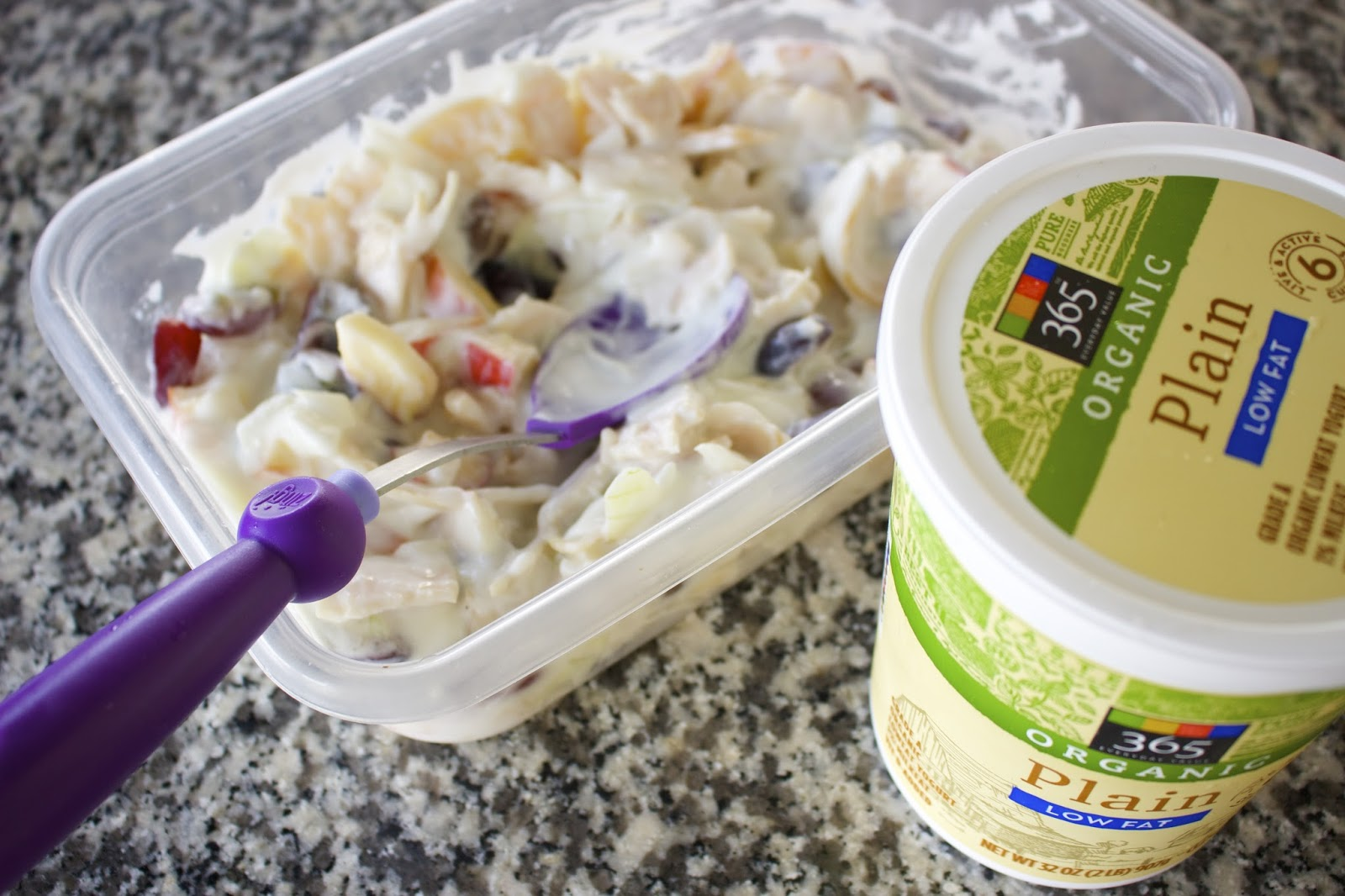 health, greek yogurt recipes, healthy easy recipes, greek yogurt chicken salad, easy chicken salad,