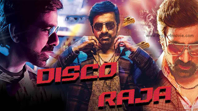 Disco Raja Hindi Dubbed Movie Ravi Teja