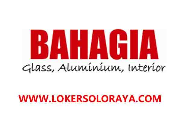 Loker Solo Raya Lulusan Smp Sma Agustus 2020 Di Toko Bagia Kaca Portal Info Lowongan Kerja Terbaru Di Solo Raya Surakarta 2021