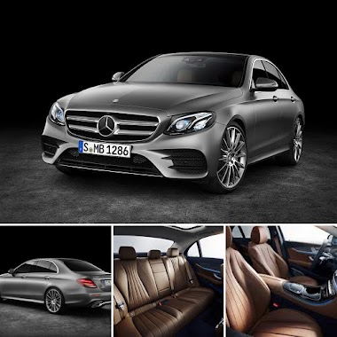 Book Now / Mercedes E-Class