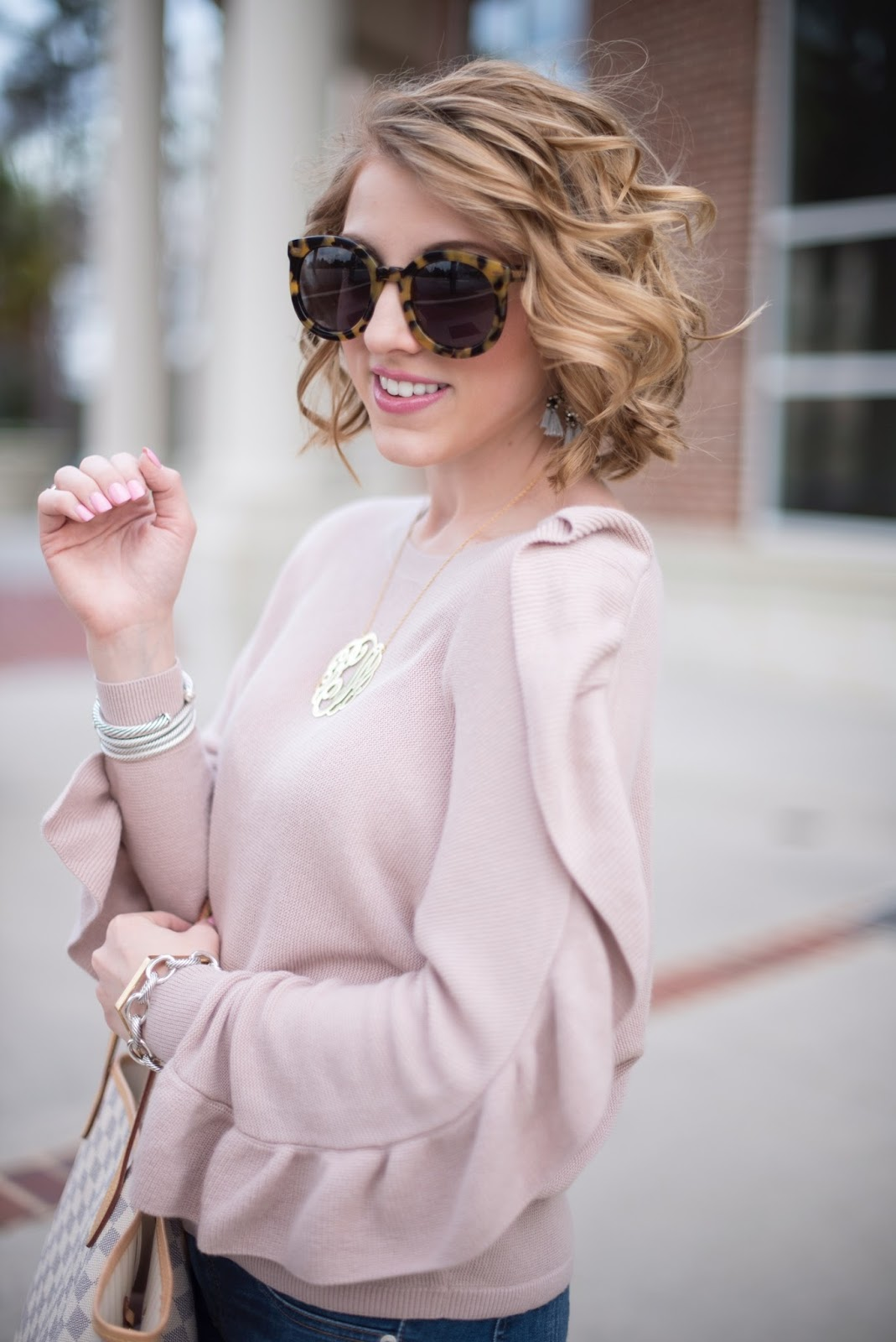 Karen Walker Sunglasses - Something Delightful Blog