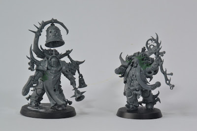 Dark Imperium Noxious Blightbringer, Malignant Plaguecaster