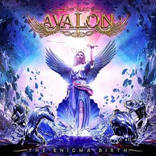 """Ο δίσκος των Timo Tolkki's Avalon """"The Enigma Birth"""""""