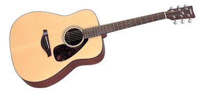 Tìm hiểu về guitar Finger Style