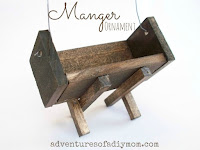 manger ornaments