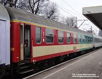 Wagon dwuklasowy serii AB9nou, PKP Intercity