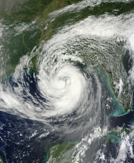Signs and wonders! Katrina, Gustav, Isaac and Harvey all made landfall on the 29th of August  Isaac_Aug_28_2012_1630Z