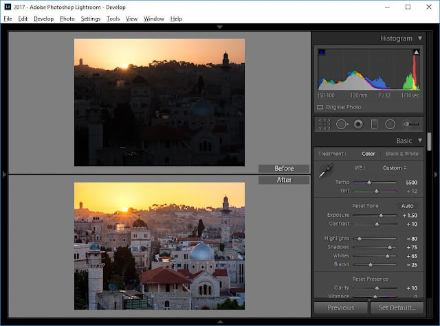 lightroom 5.7