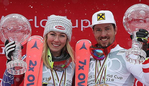 FIS Alpine Skiing: A Glance Back at the 2017-2018 Winter Season. Mikaela Shiffrin & Marcel Hirscher Grabs the Overall Globe