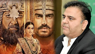 Why did Fawad Chaudhry fall on Sanjay Dutt's new film?