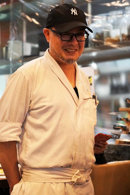 chef oki-san