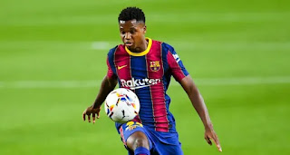 Ansu Fati could be ready to face PSG as Barcelona gives positive update on his recovery