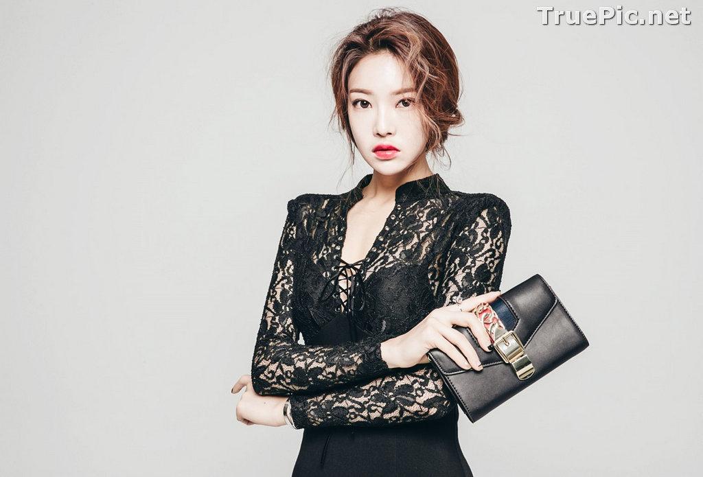 Image Korean Beautiful Model – Park Jung Yoon – Fashion Photography #11 - TruePic.net - Picture-59