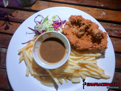 Chicken Chop Pulau Perhentian