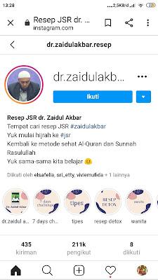 dr. Zaidul akbar
