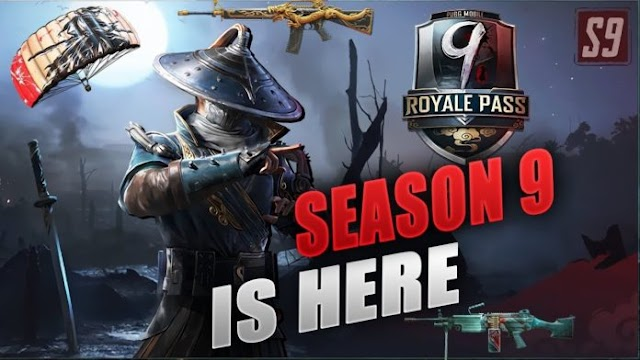 PUBG Season 9 is getting released on October 21st, check the exclusive first look