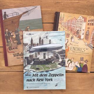 Geschichtsbücher - Geschichtsunterricht mit Spaß - die Kindersachbücher aus dem Gerstenbergverlag - Rezension auf Kinderbuchblog Familienbücherei