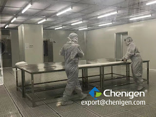 Chenigen 4.5 Meters Class 10 Polyester Wipes/Cleanroom Wipers -2