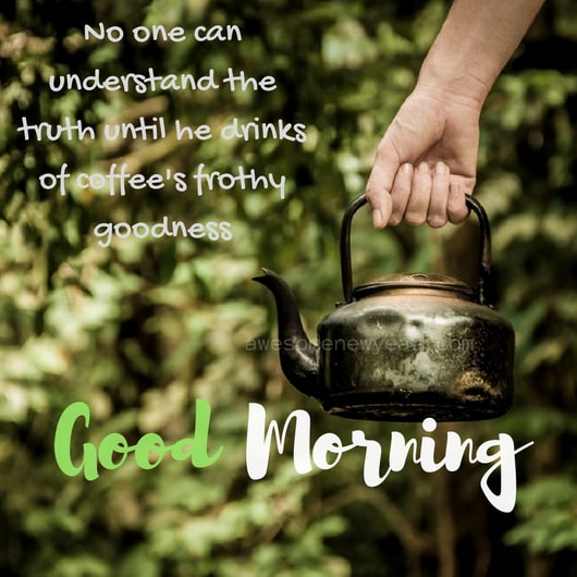 Gud morning Coffee Quotes With Images