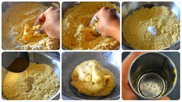 Omapodi/Plain Sev-Diwali Snack