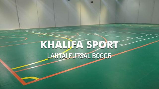 Lantai Lapangan Futsal Bogor
