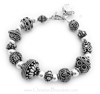 Sterling Silver Prayer Box Bracelets with Prayer Box Charms or blessing box or wish box