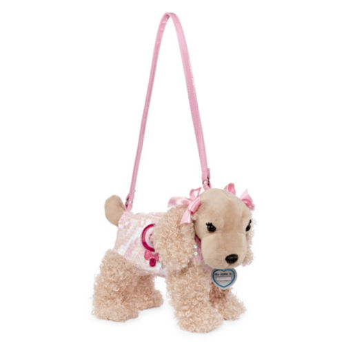 JCPENNEY - Poochie And Co Plush Purses $9.99