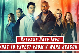 What To Expect From V Wars Season 2 V Wars Season 2 Release Date Info